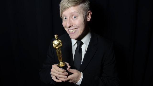 Nicke Aldén, årets Egil-host!