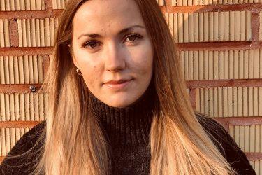 Svenska socionomstudenten Ellen var på utbyte i Helsingfors.