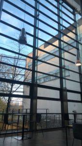Arcada campus in daylight