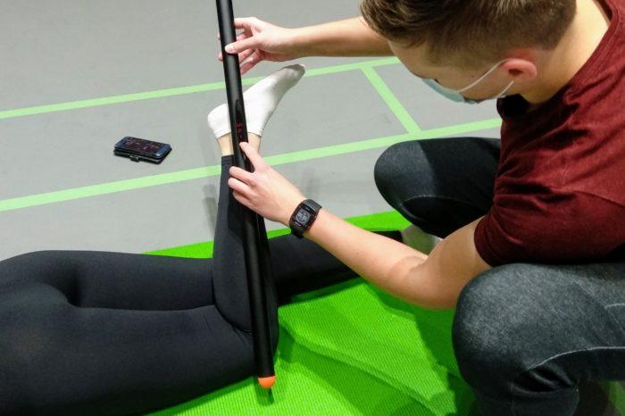 Mätning av rörlighet med hjälp av TE3